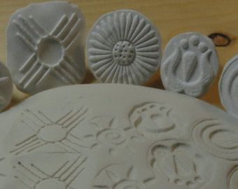 clay stamp – Etsy