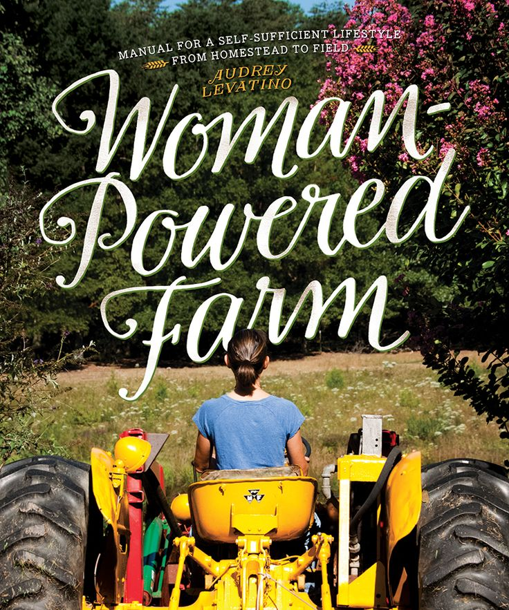 Female-focused agricultural books are few and far between, but this book more than makes up for the dearth.
