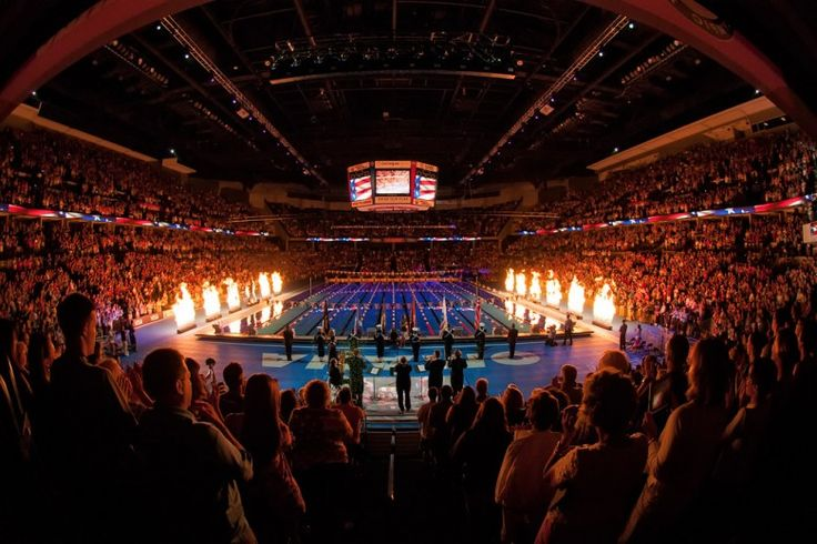 Omaha Wins Bid to Host the 2016 US Olympic Swimming Trials   3rd year hosting