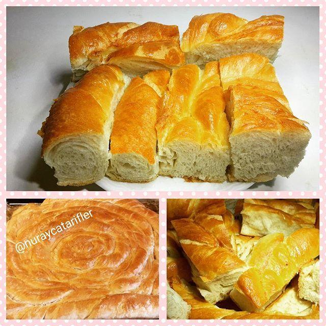 nuraycatarifler katmer fırından ekmekhamuru tepsi katmeri hamurişi pastry hamurgram 4 ekmek hamuru