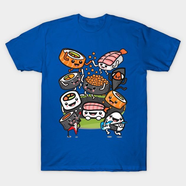 ALL TEES JUST $14* - Sushi Rock