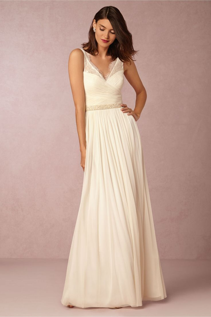 BHLDN Fleur Dress in  Bridesmaids View All Dresses | BHLDN