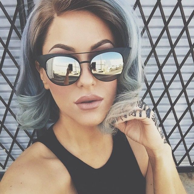 #RayBans With Fashion Style