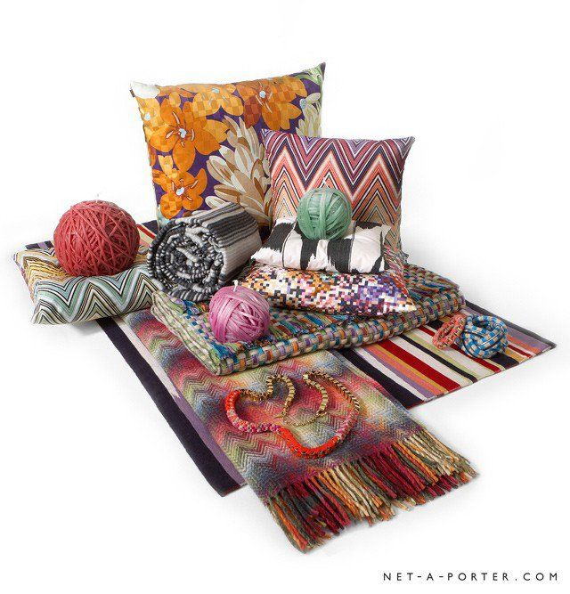 Missoni Home Rajhastan Chair: 164 Best HOME☆MISSONI HOME Images On Pinterest