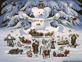 Jul och julmotiv