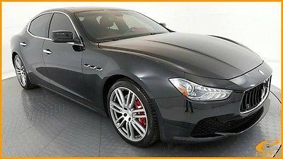 2014 Maserati Ghibli | S Q4 | 20IN SPORT | PREMIUM | LUXURY | CARBON FI 2014 Maserati Ghibli