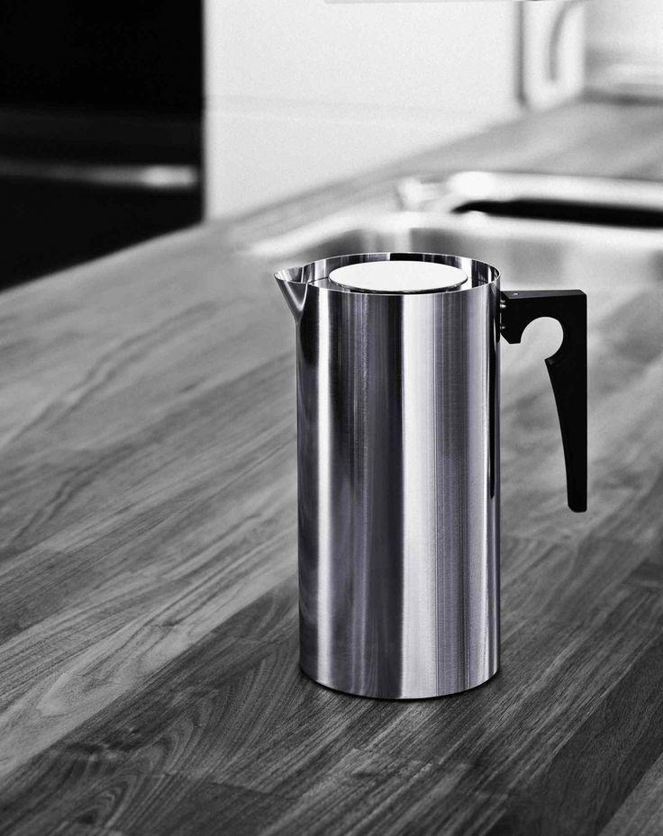 AJ Coffee Press from Stelton. Design by Arne Jacobsen.
