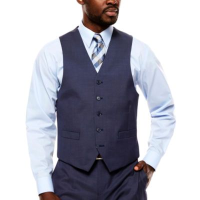 FREE SHIPPING AVAILABLE! Buy Collection by Michael Strahan  Classic Fit Wool Suit Vests at JCPenney.com today and enjoy great savings. Available Online Only!