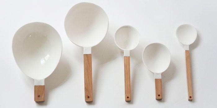 Kitchens, Ideas, Niel Datema, Spoons Design, Food, Breads Spoons, Measuring Spoons, Measuring Cups, Products