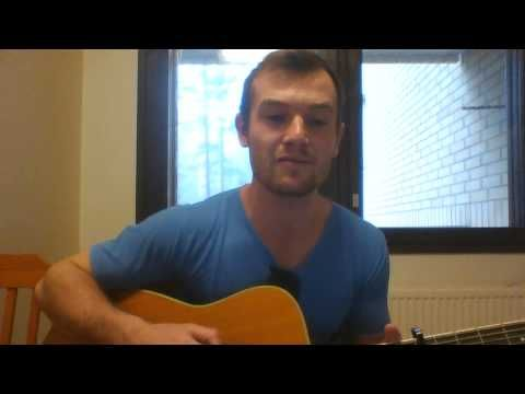 Erasmus student Tom Glaze from NZ liked his time in Kuopio so much that he wrote a song for goodbyes.