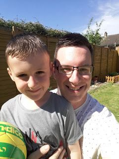 One Hull Of A Dad: 15 things I've learnt about my son 2