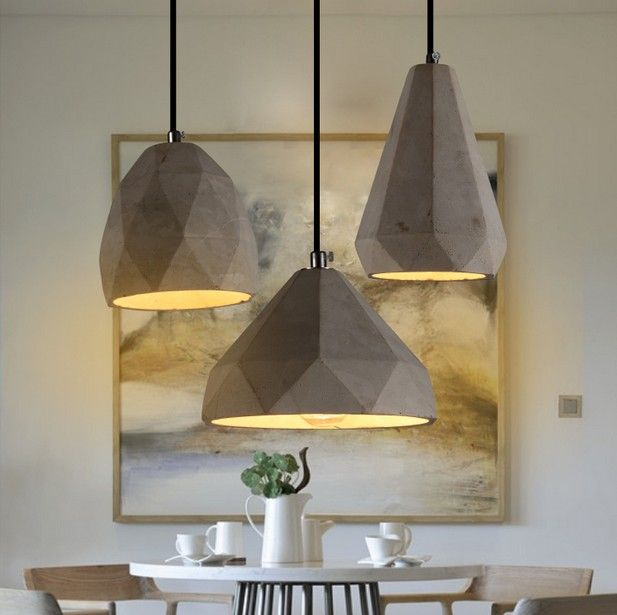 cement lights - Google Search