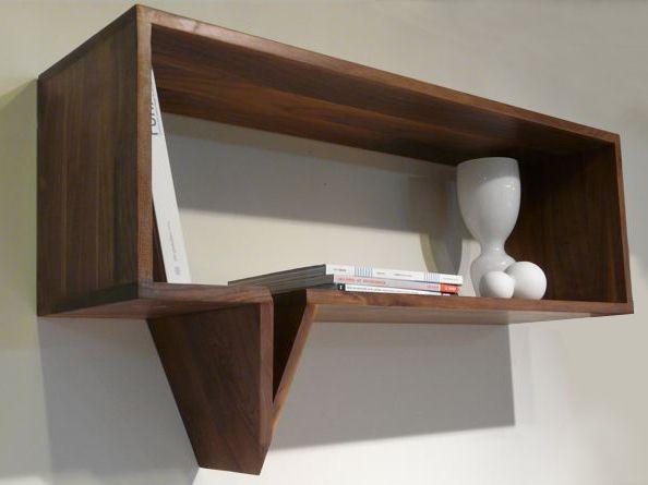 10 Creative Bookshelves Designs