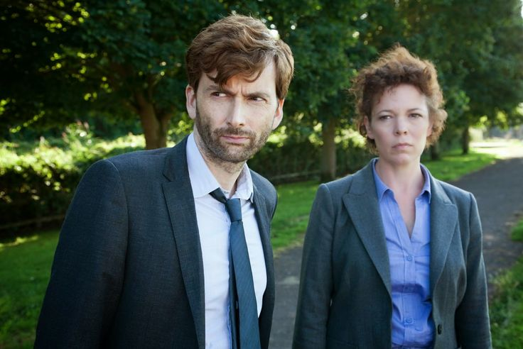 Possible January Start Date For Broadchurch 2 PLEASE START IN JANUARY.