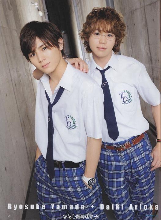 Kindaichi '14 - Ryosuke Yamada + Daiki Arioka