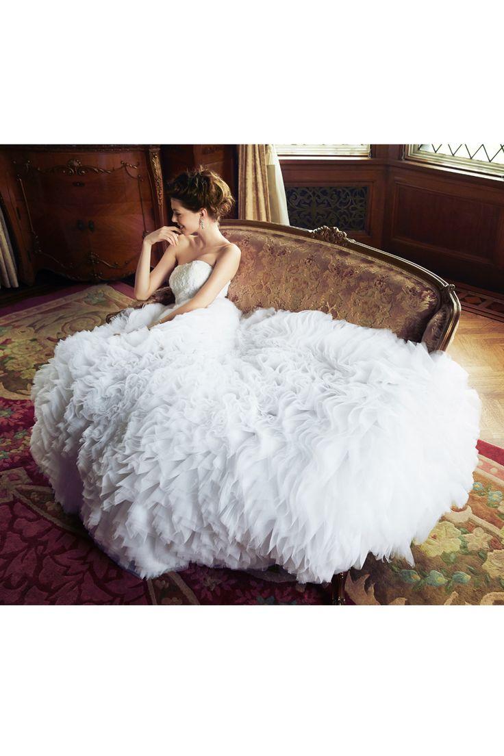[DRESS:temperly for NOVARESE viola] weddingdress weddingday white princess