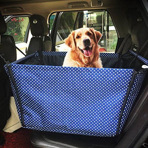 Cheap Hot Sale! Washable Double Layer Waterproof Pet Dog Cat Safe Safety Travel Hammock Car Bed Seat Cover Mat Blanket Blue/Gray/brown (50 x 50 x 40 cm Gray) https://dogtrainingcollar.co/cheap-hot-sale-washable-double-layer-waterproof-pet-dog-cat-safe-safety-travel-hammock-car-bed-seat-cover-mat-blanket-bluegraybrown-50-x-50-x-40-cm-gray/