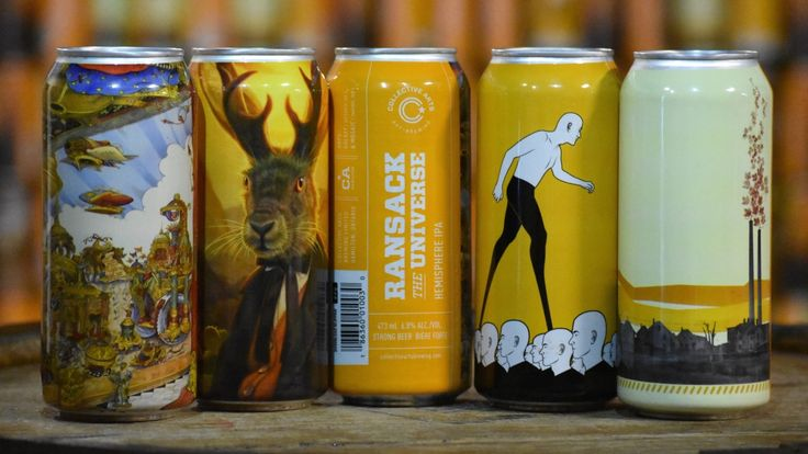 The relationship between craft beer and art isn't new, but a Hamilton-based craft brewery re-imagined the partnership by creating a global community of artists. Each of Collective Arts Brewing's colourful cans and bottles are adorned with original artwork from over 600 international artists.