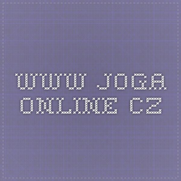 www.joga-online.cz