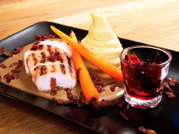Bättre än bamba-kyckling med potatismos och gräddsås | Recept från Köket.se