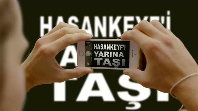 ART COLOR: HASANKEYF'İ YARINA TAŞI - 1