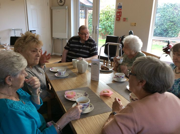 Coffee morning raises funds - Birch Green Care Home Skelmersdale