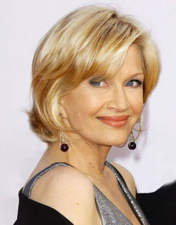 Diane Sawyer - Blonde