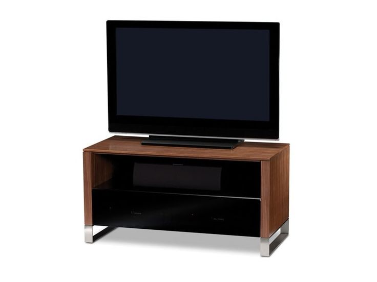 BDI Cascadia 8254 Natural Walnut Home Theatre TV Cabinet - All of our BDI Home Theatre TV Cabinets come with a very special delivery option, here at TV Stands UK we recognise that this is a major purchase and that you as the customer want your new TV Furniture to arrive in pristine condition.