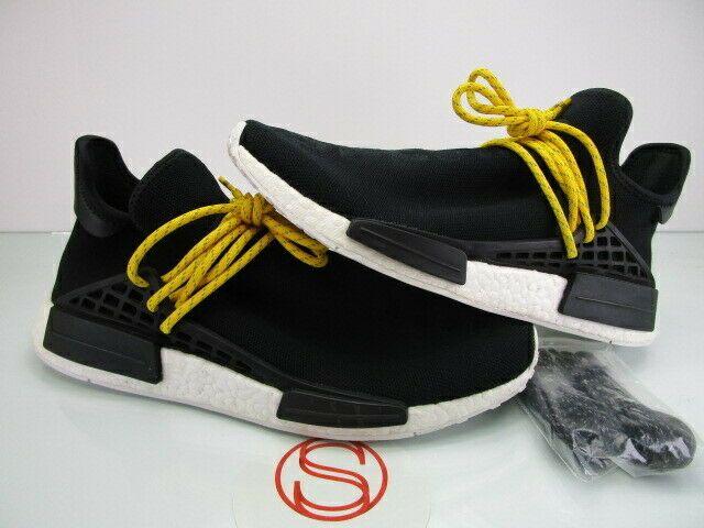 5cda832bea704 Adidas PW Human Race NMD BLACK 11  fashion  clothing  shoes  accessories