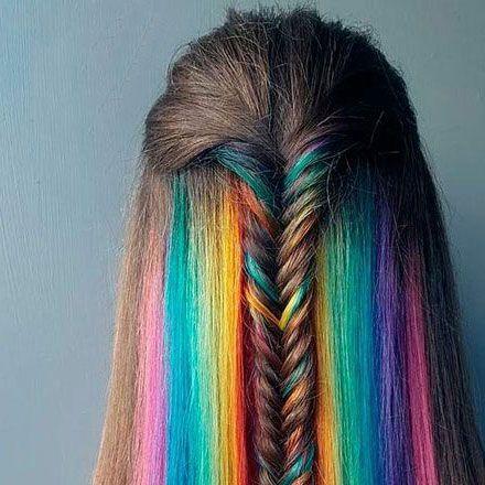 Más agudo peinados divertidos Galería de cortes de pelo tutoriales - Peinados Locos y Divertidos para niña y niño ¡Las MEJORES ...
