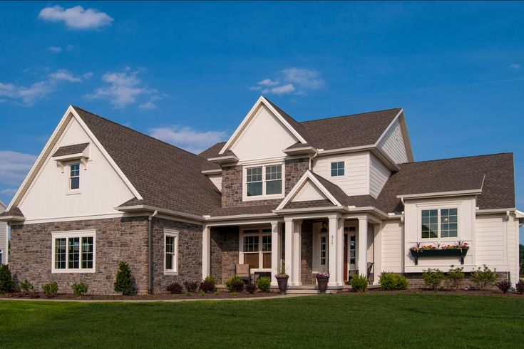 27 Best Our Home 39 S Exteriors Images On Pinterest Building Construction And Custom Homes