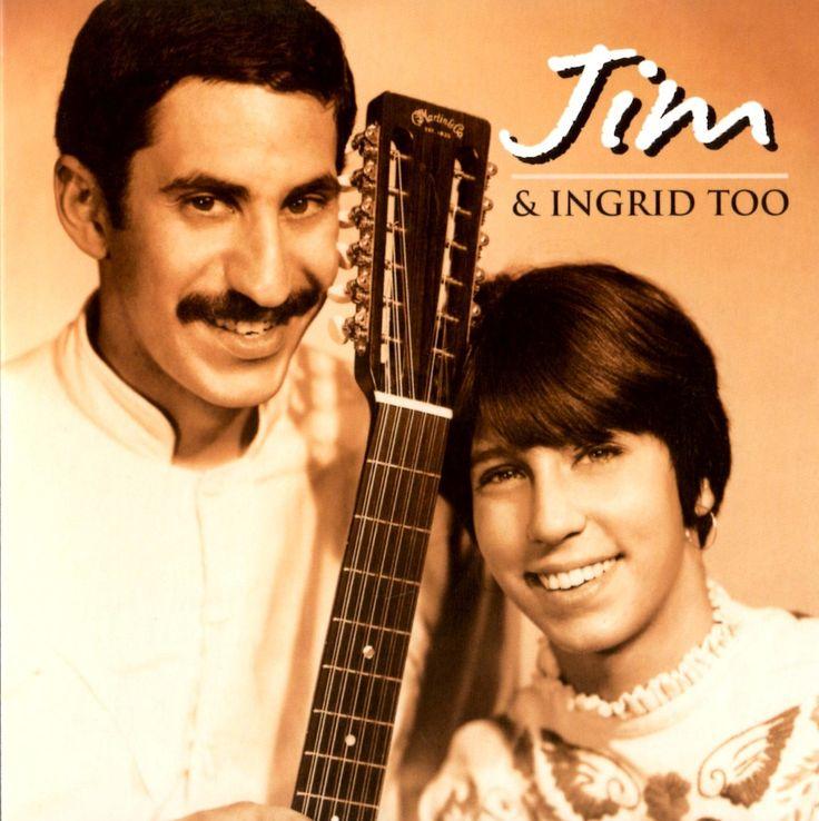 Jim and Ingrid Too 1969