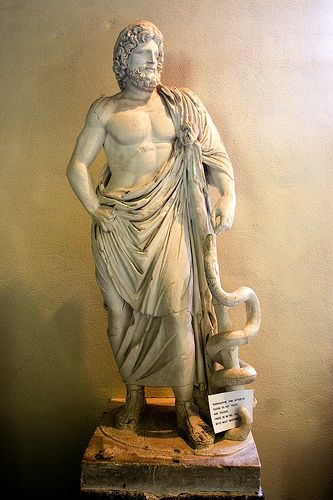 Museum of ancient Epidavros, Epidavros, Argolida, Greece