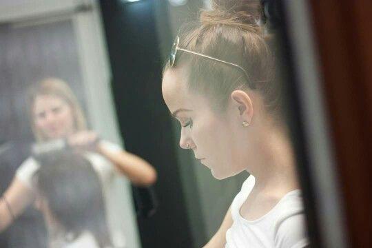 Lányok munkában :)
