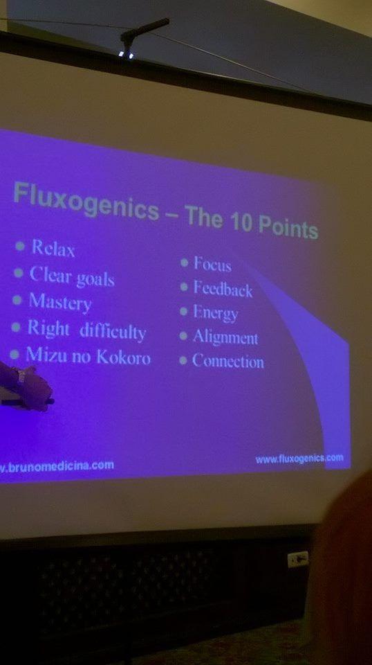 Fluxogenics with Bruno Medicina   www.brunomedicina.com #Fluxogenics #BrunoMedicina