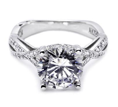 Dream Tacori Engagement Ring!