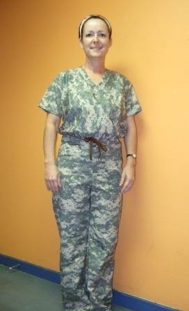 Camo scrub pant Price: $12.00  US ARMY ACU Camouflage scrub pant   made to wear with our 6340CAMO scrub top, XS-6X.