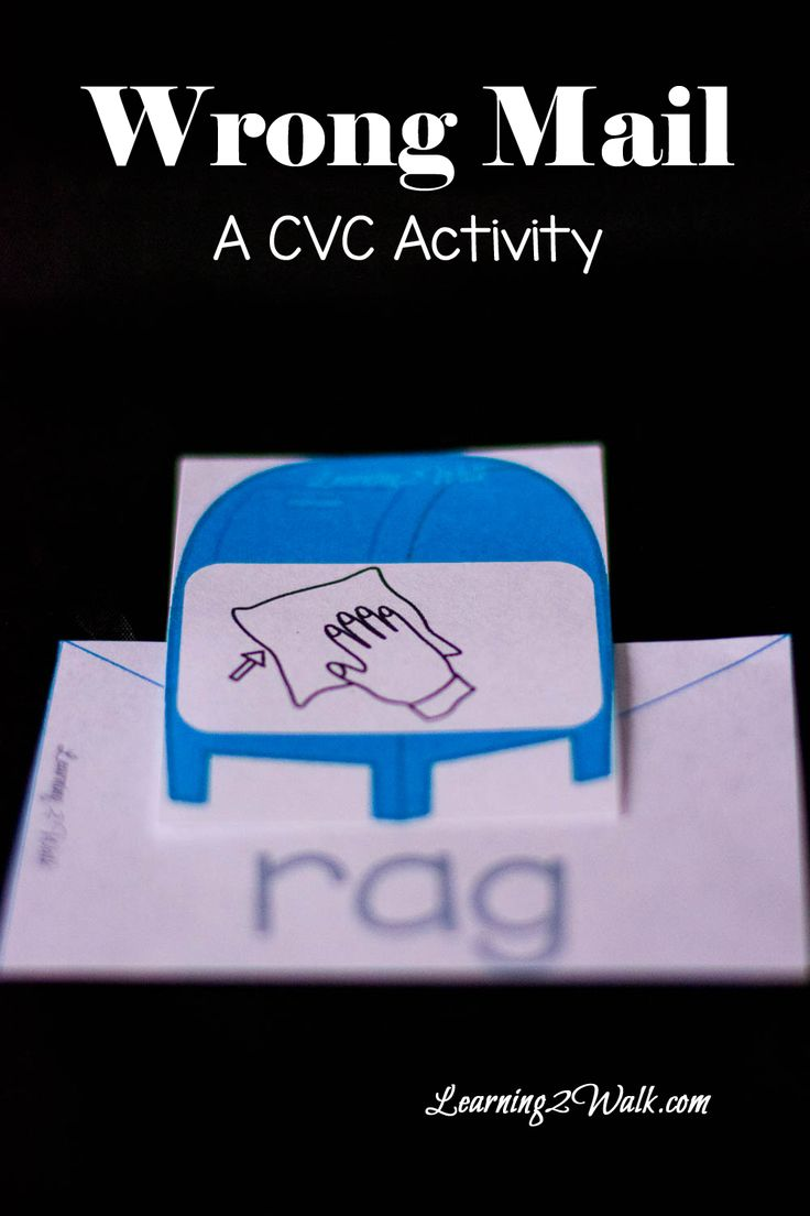 Our mail cvc word worksheets activity was a huge success for quiet time  yesterday- fun