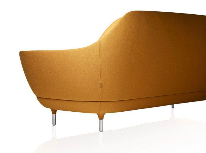 Sofa Von Mix Aus Drei Stoffen Hergestellt Innen Trends Meuble Design Mobilier Design Mobilier De Salon