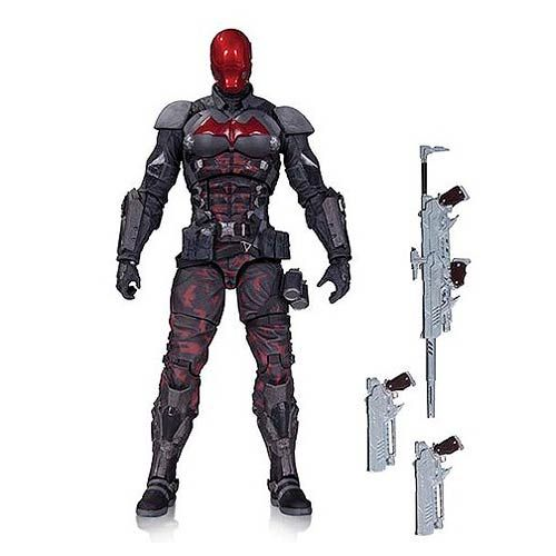Batman Arkham Knight Red Hood Action Figure - DC Collectibles - Batman - Action Figures at Entertainment Earth