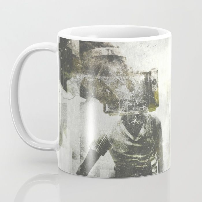 Buy Free your mind Mug by HappyMelvin. Worldwide shipping available at Society6.com. Just one of millions of high quality products available.