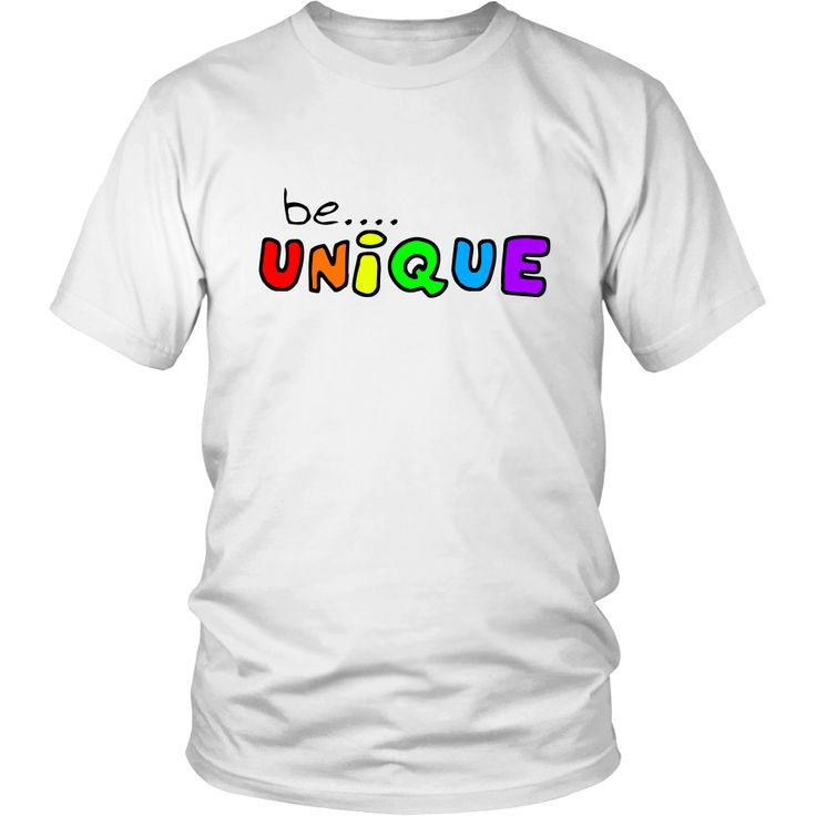 Be Unique Tee