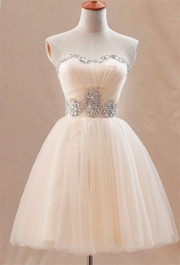 2015 New Fashion Short Prom Dress Sexy Bridesmaid Dress Short Homecoming Dress on Luulla