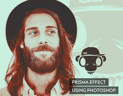 "Check out new work on my @Behance portfolio: ""Prisma Effect Using Photoshop""…"