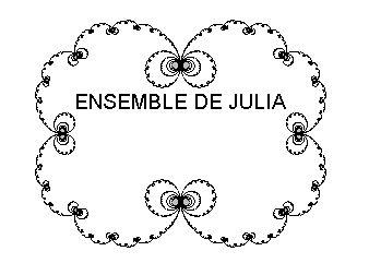 Ensemble de Julia