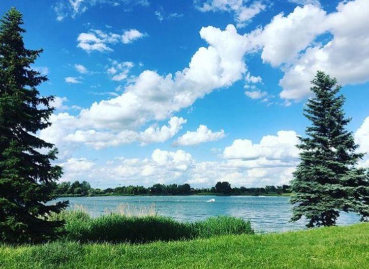 Omszki-tó (Lake Omszki)