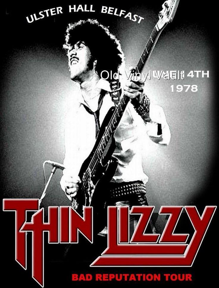 thin lizzy poster - Google zoeken