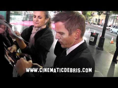 Barry Pepper Signs Autographs at Casino Jack