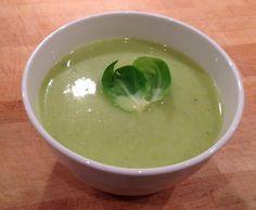 Rezept Rosenkohlsuppe von Rievkooche - Rezept der Kategorie Suppen