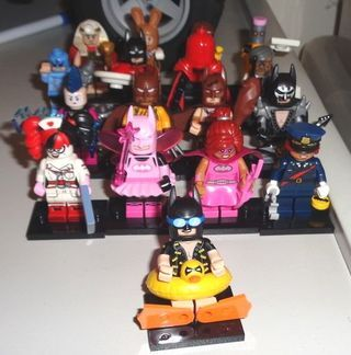 For the Love of Lego - One Dream Writer